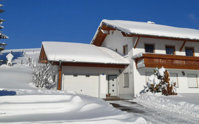 Winter auf dem Hansihof